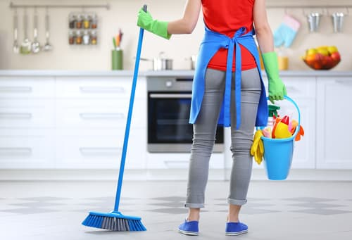 How often should I get my house cleaned